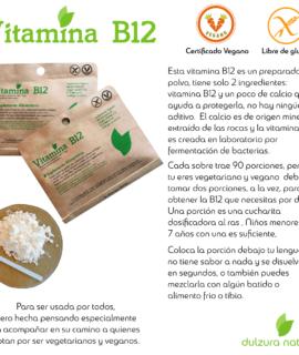 3.1.1 Vitamina B12 – información